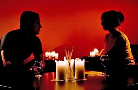 Valentine Ideas Candlelight Valentine S Day Dinner