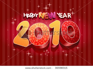 3d New Year Backgrounds