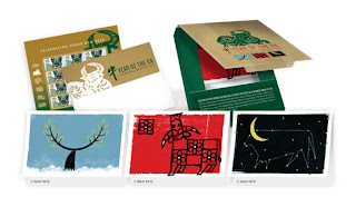 note card samples for new year