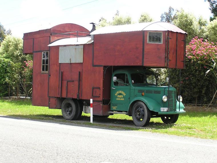 Una Casa con Ruedas