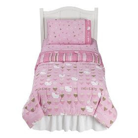 Hello Kitty Strawberry Comforter