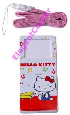 Hello Kitty iPod Nano Skin Case