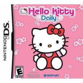 Hello Kitty DS Daily Diary