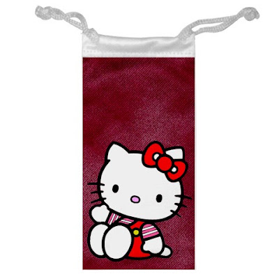 Hello Kitty Cell Phone Pouch Bag
