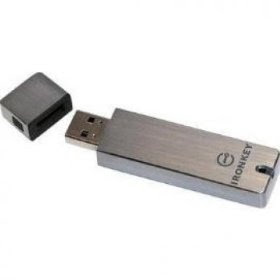 IronKey Hardware-Encrypted USB Flash Drive