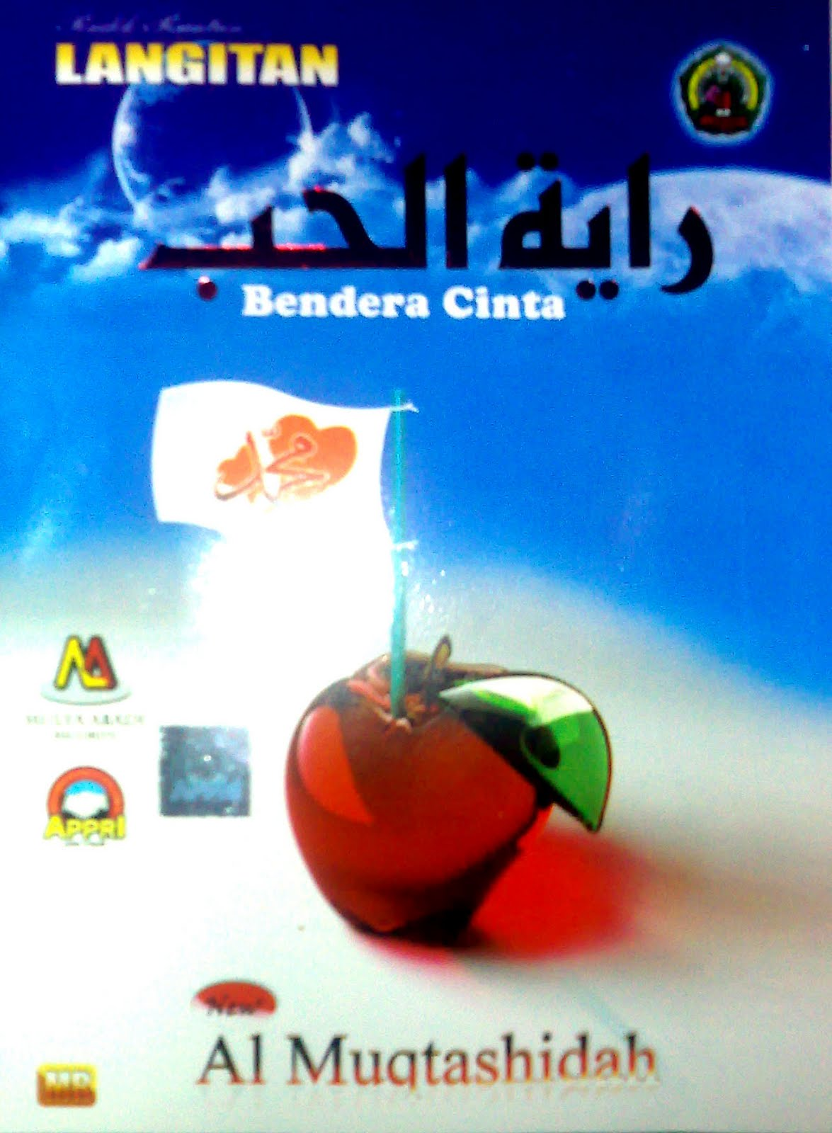 Album Bendera Cinta - Al Muqtashidah Group Langitan