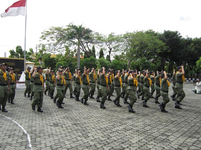 SIMADA - 2010:  UPN-Veteran berangkat ke Pulau Bawean.