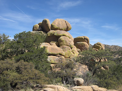 The Hikemasters Trail Descriptions Cochise Stronghold