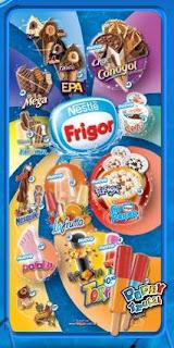 Frigor helados telefono