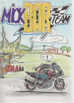 mick bar team