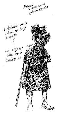 Mevrouw El Ouroubourou geboren Klapstra (Gregorius Nekschot)