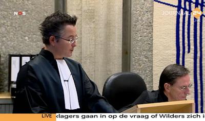 Wilders trial day 5 (15-okt-2010): Birgit van Roessel