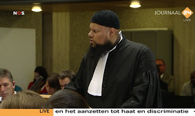 Geert Wilders Trial: Plaintive lawyer - Mohammed Faizel Ali Enait