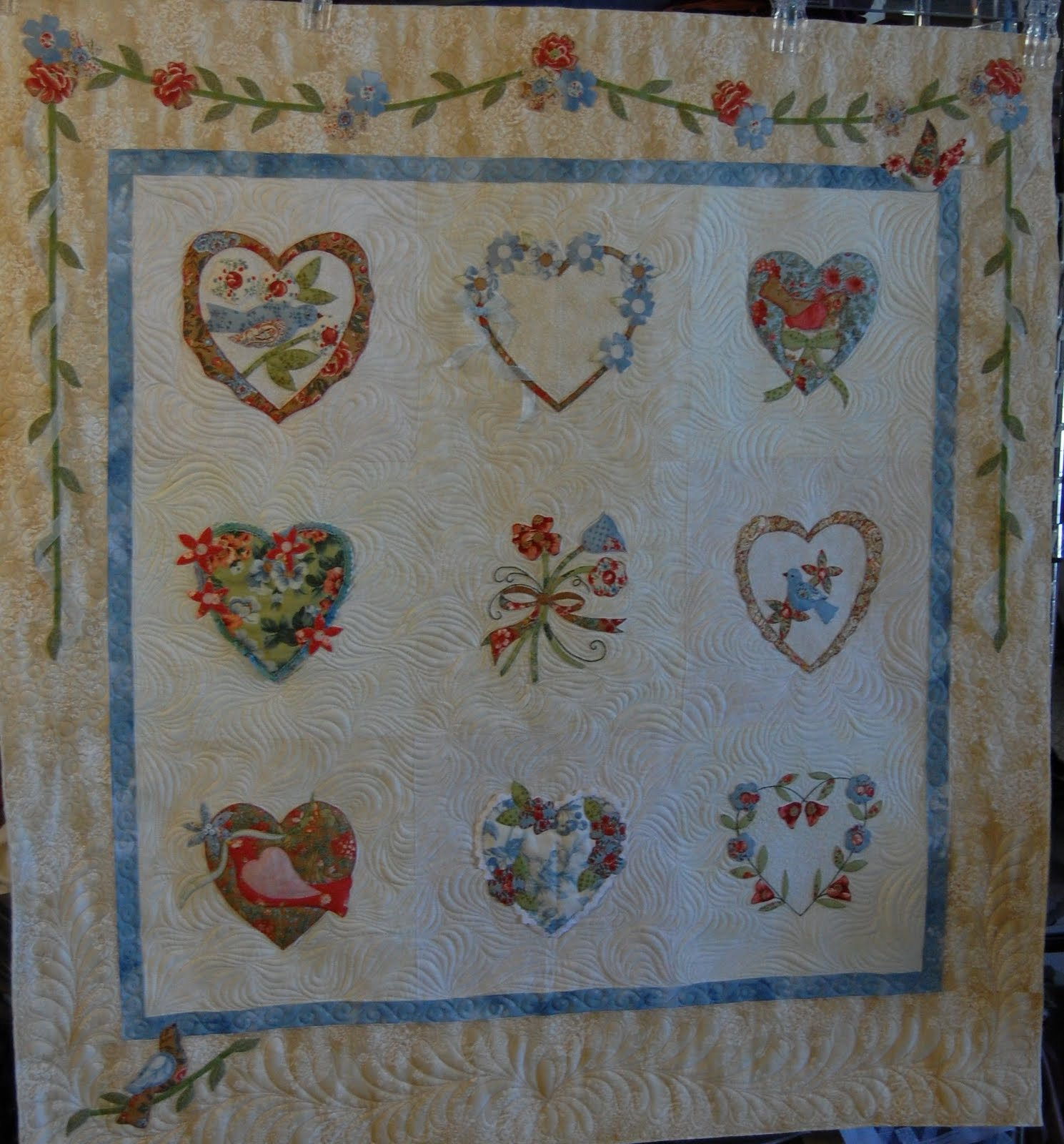Creative Longarm Quilting by Karen Marchetti: Quilt Shop of Deland ... : deland quilt shop - Adamdwight.com
