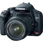 My Canon Rebel XSi