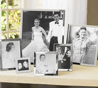 Vignette Design Displaying Family Photographs