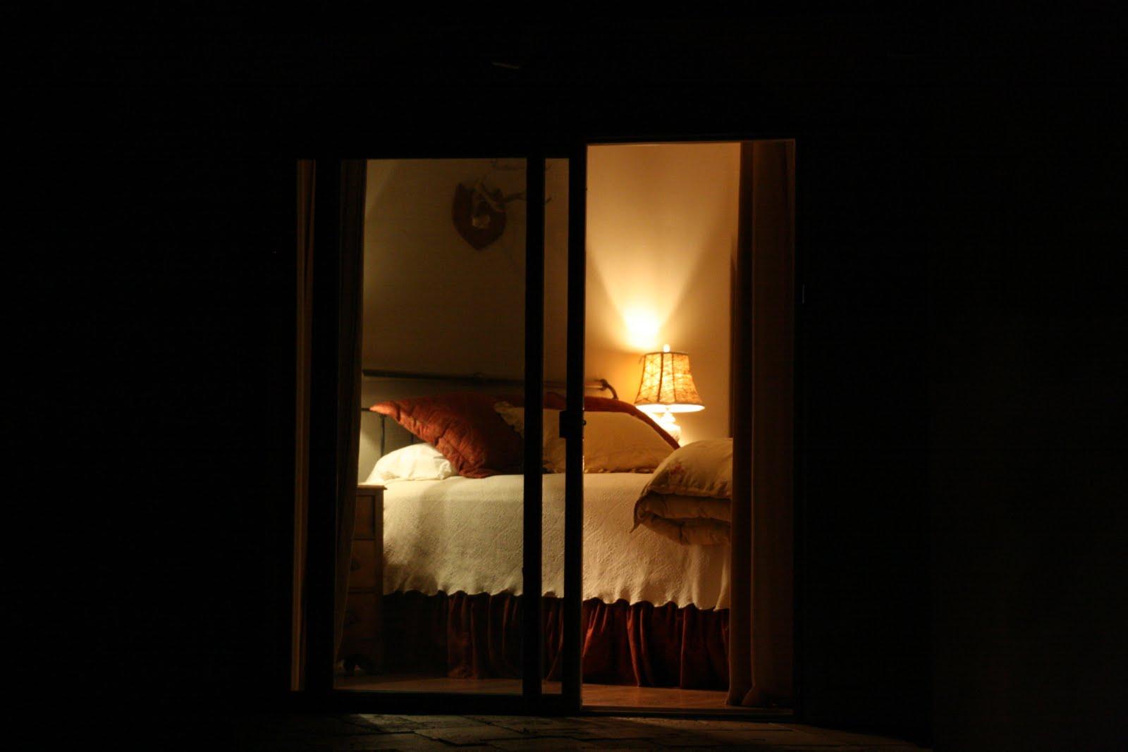 window peeping