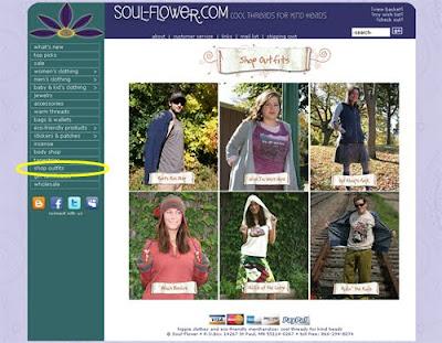 shopoutfits cap - Shop Outfits - a new way to shop Soul Flower!
