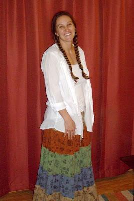hippie prairie skirt - Fair Trade Hippie Skirt Review