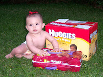 What a Huggie baby!