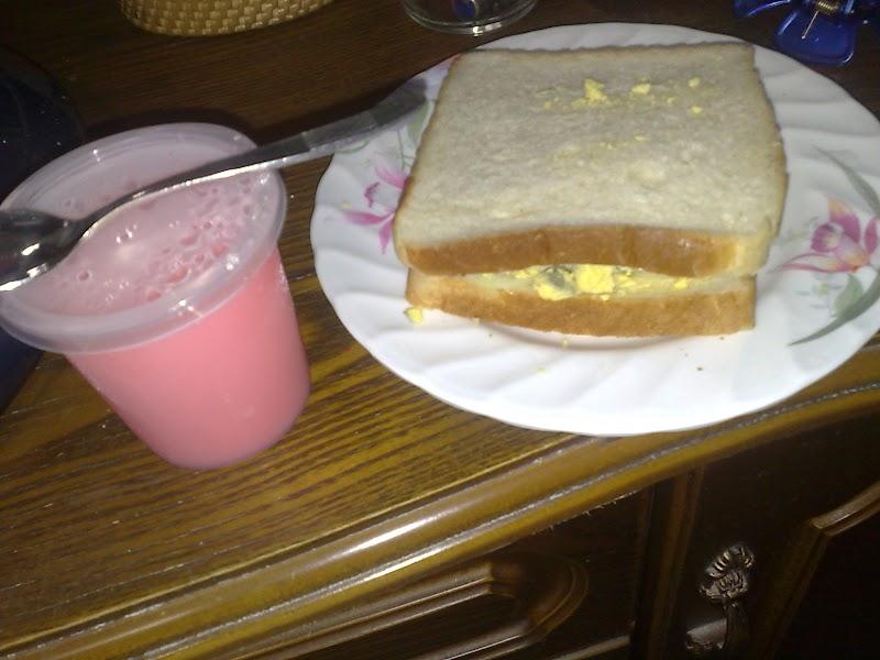 Sandwich je!!