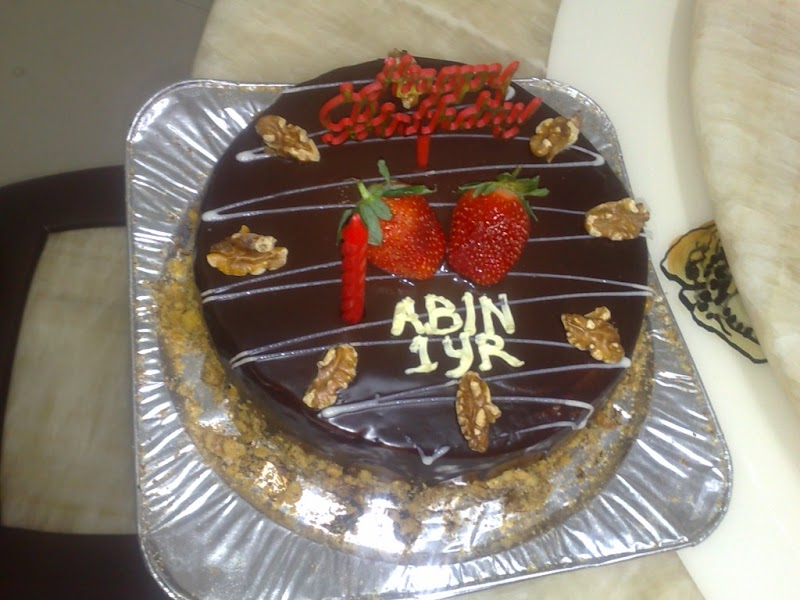 Happy Birthday, ABIN