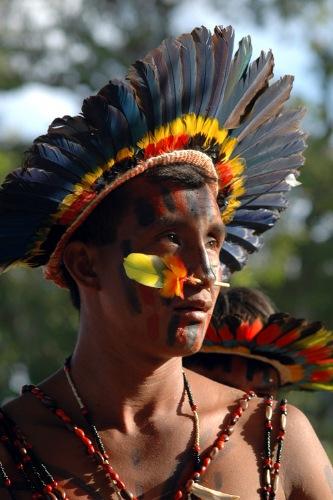 Gravuras sobre o Índio do Brasil