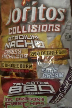 Yancy's 8 Flavor Doritos Collisions