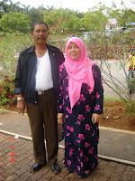 Ayah ku & Emak ku... Tersayang...