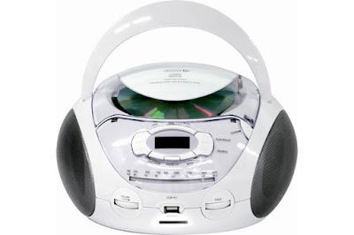 Radioodtwarzacz: Essentiel B MAMBO (CD/USB/SD/RADIO/MP3)