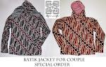 Lemelle batik jacket