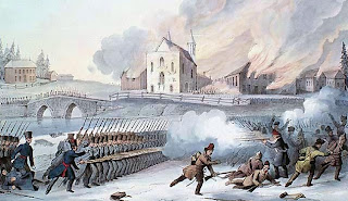 Battle of Saint-Eustache