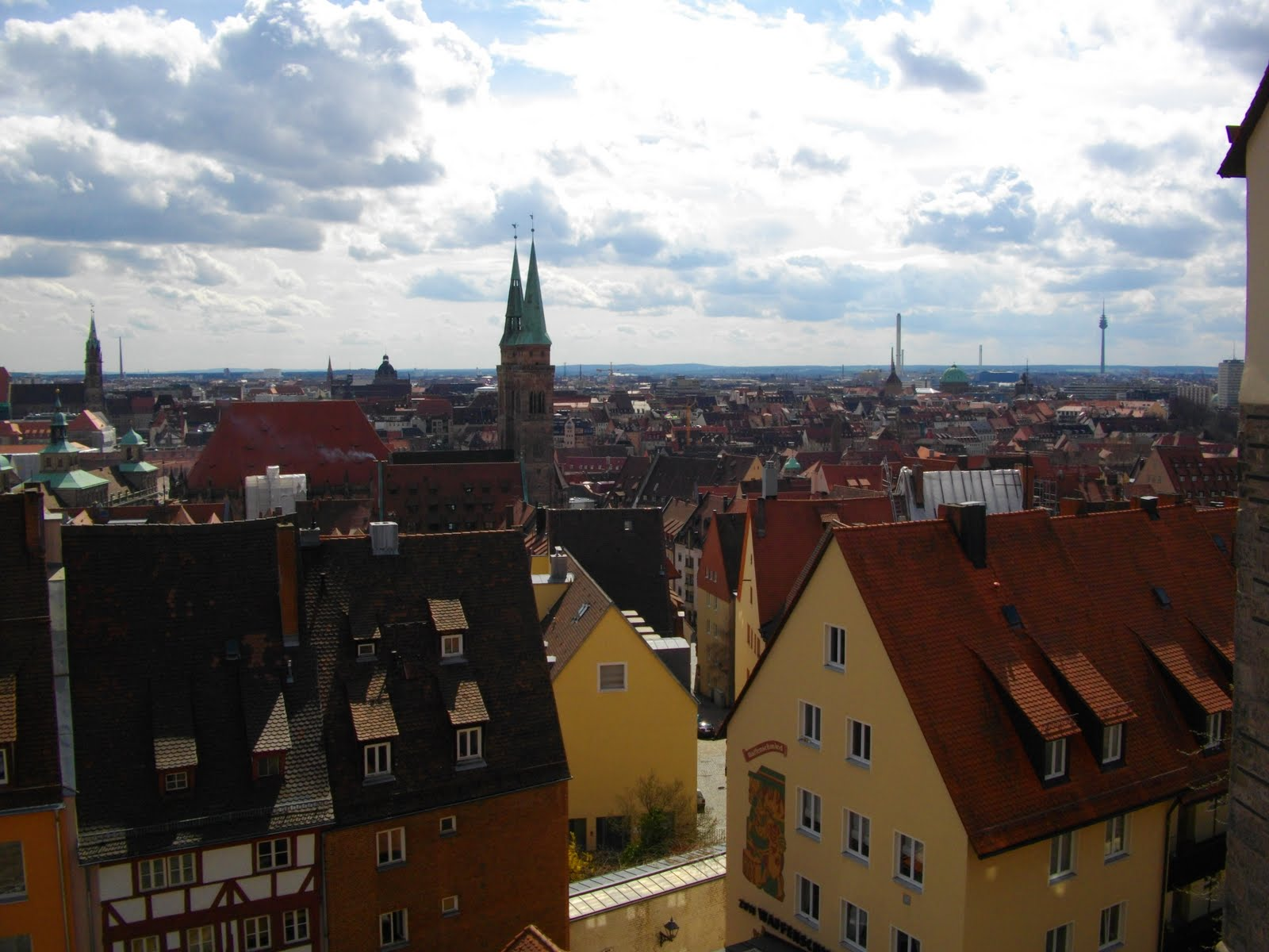 Trip To Nuremberg Germany Part 2 Life In Luxembourg