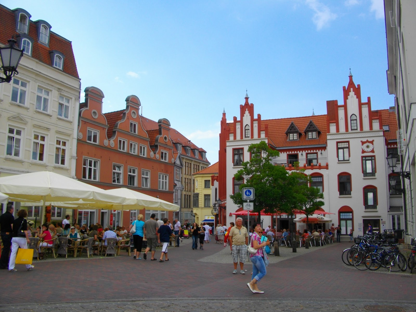 Wismar Germany  city photos : Trip to Wismar, Germany part 1 | Life in Luxembourg