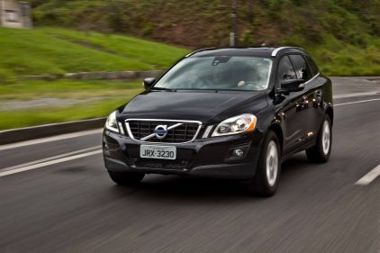 Volvo Xc60  on Off Road 4x4  Not  Cias Off Road    Volvo Xc60 Eleito O Suv Do Ano