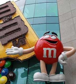 Red M&M