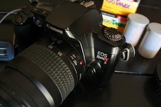 Canon Rebel SLR Film Camera