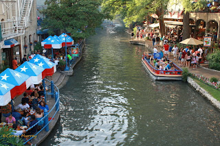 Riverwalk on the San Antonio River