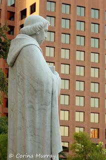 Statue of San Antonio de Padua