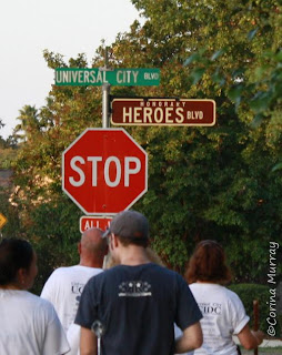 September 11: Memorial Walk, Heroes Blvd