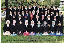 B.Sc Nutrition UKM 2007-2011