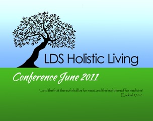 Holistic LDS Living