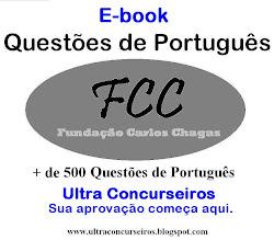 Questões Português FCC
