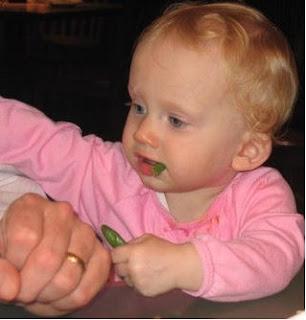 alimentação do bebê