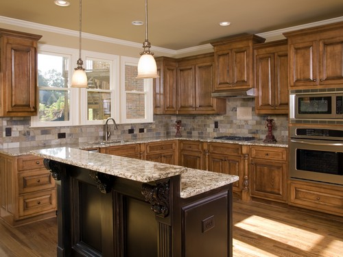 KRAFTMAID KITCHEN DESIGNS @ Kitchen Ideas