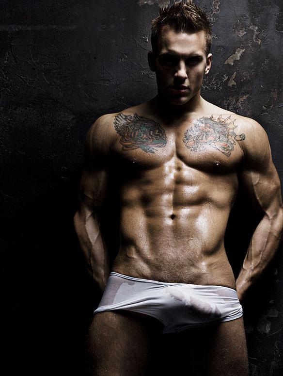Jamie bamber in underwear