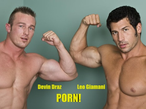 Leo Giamani fucks Devin Draz at Randy Blue