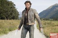 Hugh Jackman as Logan, AKA Wolverine