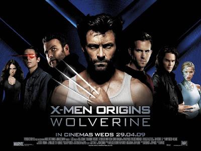 Wolverine Banner Poster