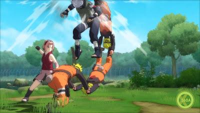 jogo do Naruto